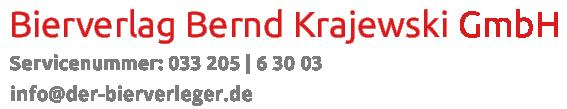 Bierverlag Bernd Krajewski